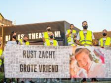 Herdenkingstocht voor 22-jarige die omkwam bij ongeluk in Best: 'Jurre laat een enorm gat achter'