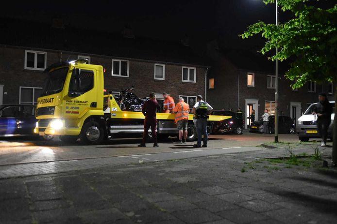 Vier aanhoudingen tijdens onderzoek naar witwassen in Roosendaal en Rucphen.