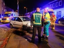 Man zwaargewond na aanrijding op kruising in Eindhoven: traumahelikopter opgeroepen