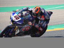 Inhaalrace brengt Van der Mark naar plek vier in WK Superbike