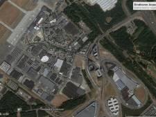 Eindhoven Airport: de uitbreiding vanuit de lucht