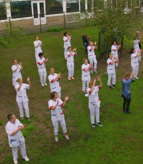 Dansend personeel Doetinchems ziekenhuis in filmpje: 'Willen verbondenheid uitstralen'