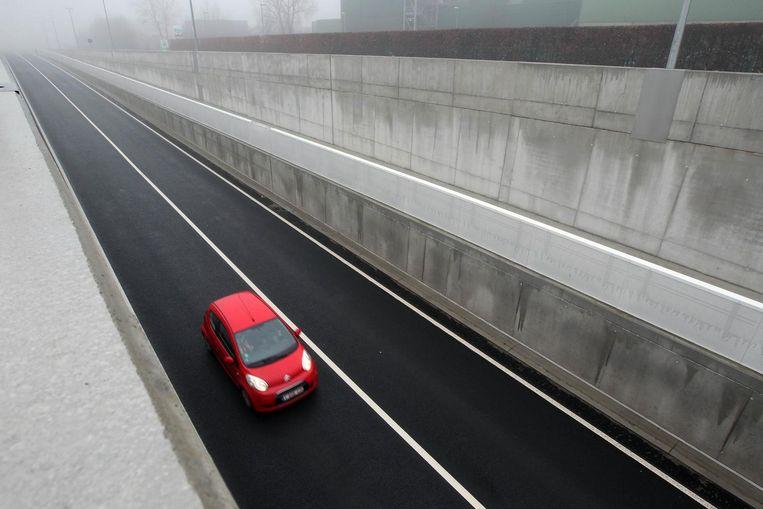 In Eeklo zijn alle kruispunten op de N49 al weggewerkt. Vorig jaar werd onder het kruispunt aan de verbrandingsoven een nieuwe tunnel gestoken.