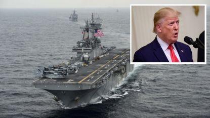 """VS haalt Iraanse drone neer die Amerikaans schip """"bedreigde"""""""