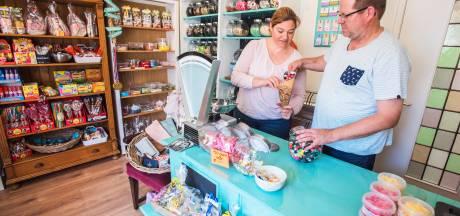 'Smaakherkenning met een tinteling in de ogen', nostalgische snoepwinkel Van Eekelen in Hilvarenbeek