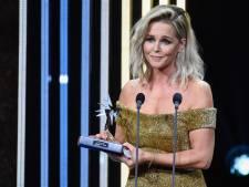 Chantal Janzen draagt zesde Televizier-Ster op aan de cultuur
