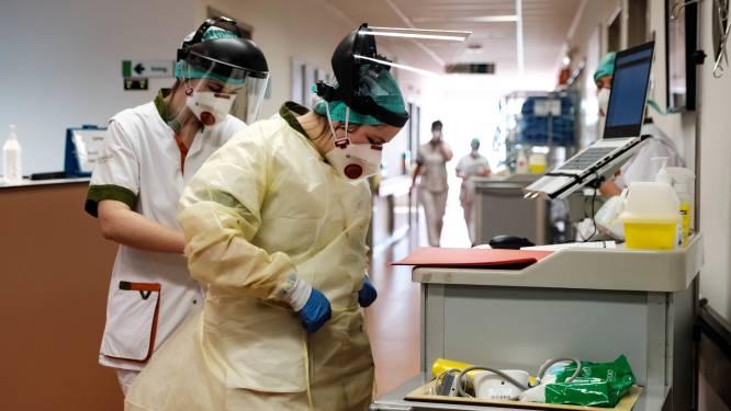 """Jessa Ziekenhuis Hasselt telt 40 coronapatiënten: """"Valt mee, maar explosie is in aantocht"""""""