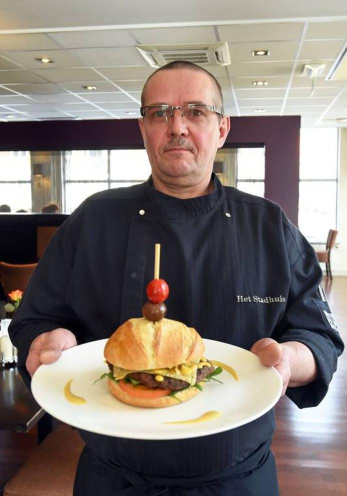 """Kees Westveer: ,,Je kunt de kwaliteit van de kok herkennen aan zijn vegetarische gerechten."""""""