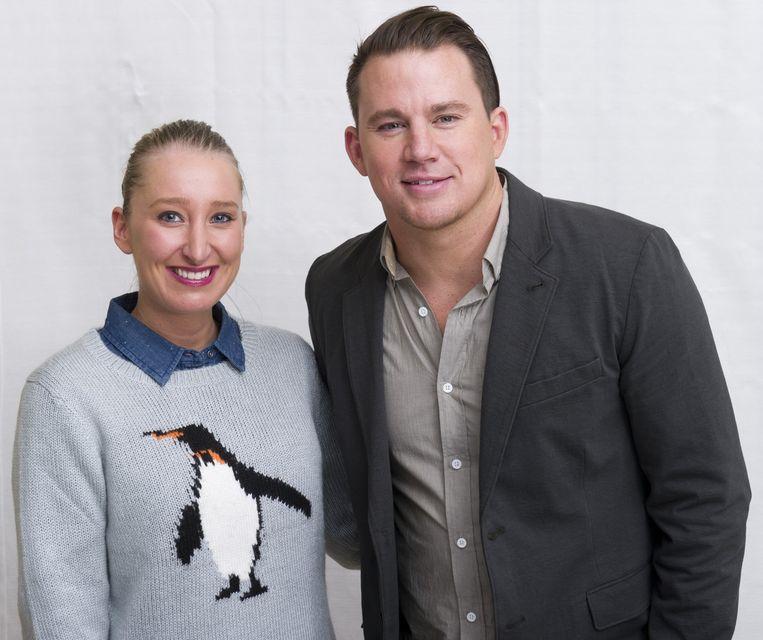 Onze reporter met Channing Tatum in LA