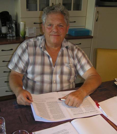 Kastelein Piet Engelen uit Someren doet 'herexamen': 'Nederlands heb je hard nodig met een eigen zaak'