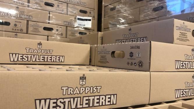 """Monniken leveren voortaan hun beroemde Trappist Westvleteren aan huis: """"Ook tijdens een lockdown willen we bier kunnen verkopen"""""""