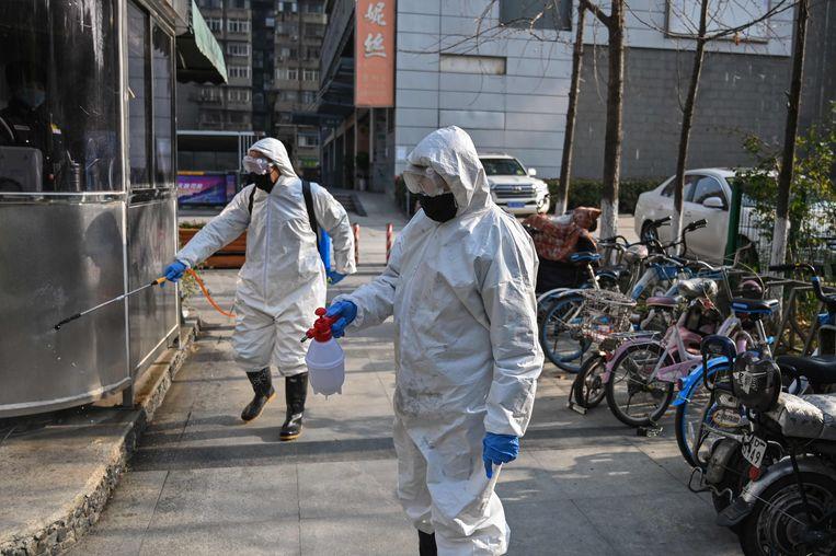 In Wuhan blijft de situatie precair.