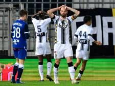Que de regrets: Charleroi privé d'une qualification historique pour l'Europa League