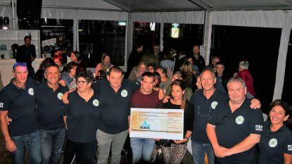 Herselt toont hart:170.000 euro voor kleine Milo