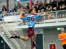 Handballers DFS Arnhem laten (stunt)zege in Emmen glippen