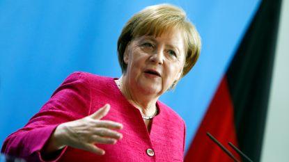 'Fake news' over einde regering-Merkel veroorzaakt paniek in Duitsland