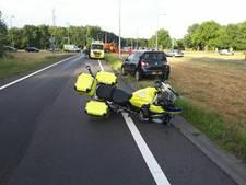 Motorrijder gewond na botsing met scooter in Lichtenvoorde