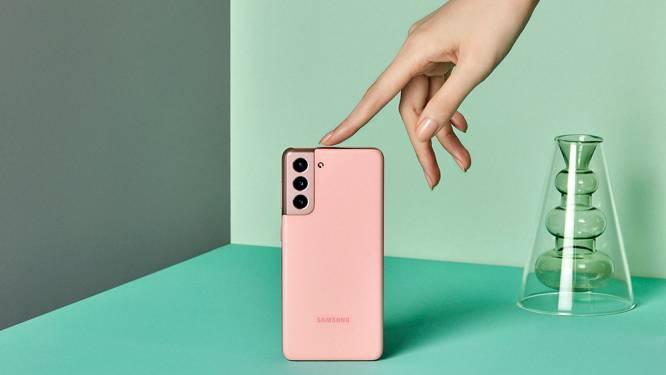 Samsung verhuurt nu ook smartphones in België