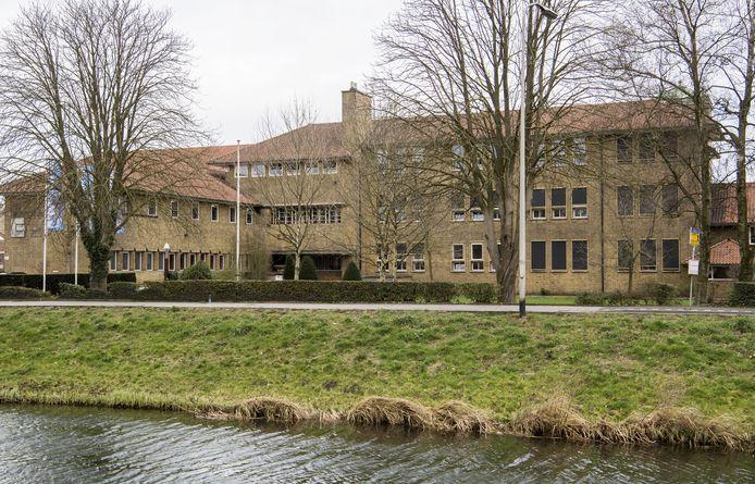 Het Erasmus in Almelo.