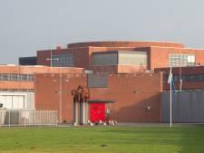 Celbrand in gevangenis Zutphen snel geblust