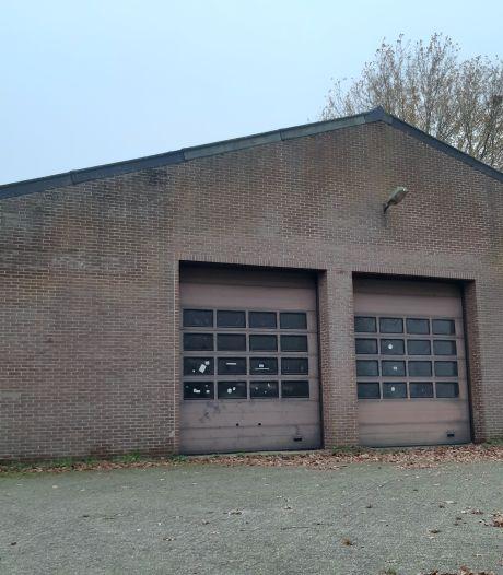 Nieuwe locatie verenigingsloods Ulvenhout in zicht