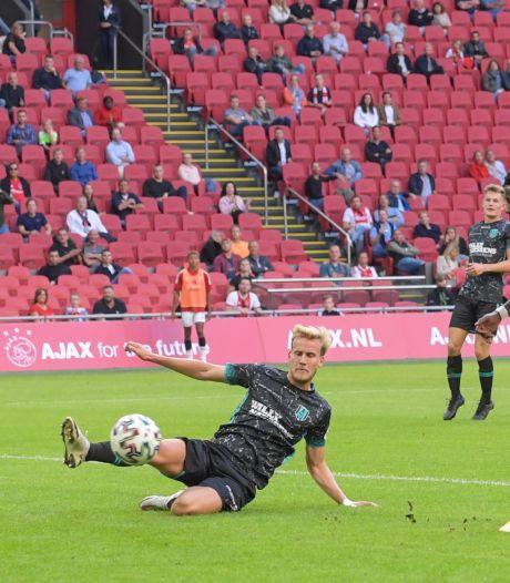 RKC-verdediger Meulensteen blij met eindelijk weer eens 90 minuten