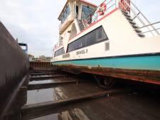 APK voor pont Brakel, 7000 passagiers moeten volgende week iets verzinnen