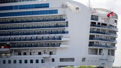 Vijfhonderd passagiers mogen 'coronacruise' verlaten