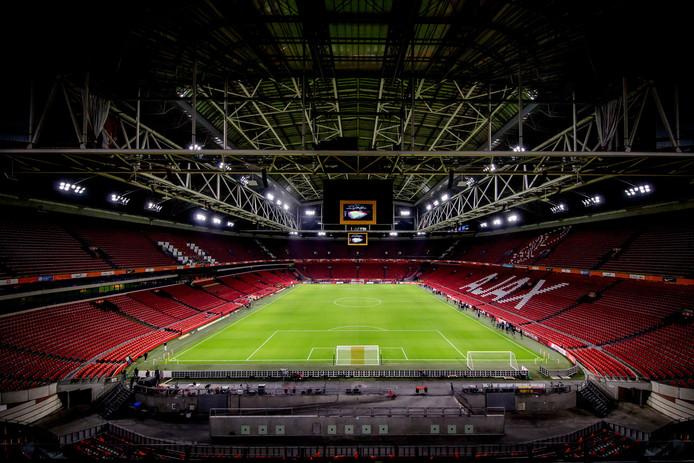 De Johan Cruijff Arena van Ajax.