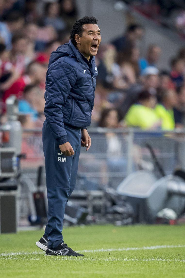 Ricardo Moniz, Eindhoven. Beeld Joep Leenen