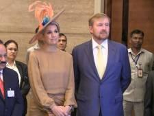 Koningspaar bezoekt techtop tijdens staatsbezoek India