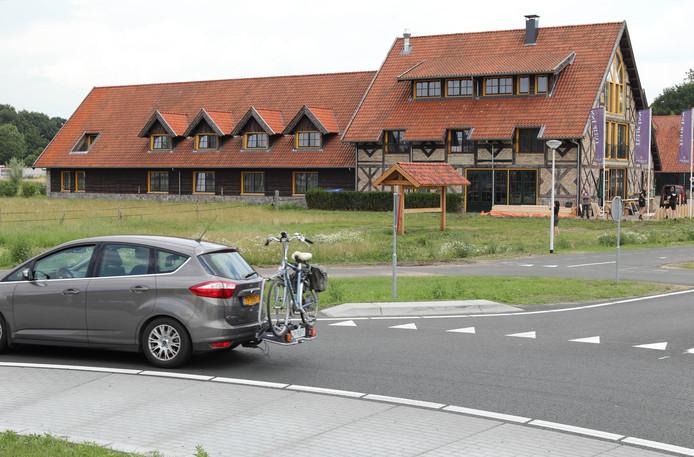 Het WestCord Hotel Salland in Raalte.
