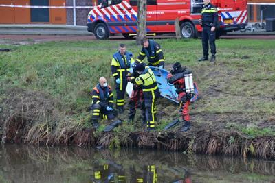 Dode gevonden in Bredase singel, betreft vermoedelijk vermiste vrouw
