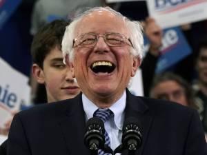 Bernie Sanders grand favori des primaires démocrates, selon un sondage national