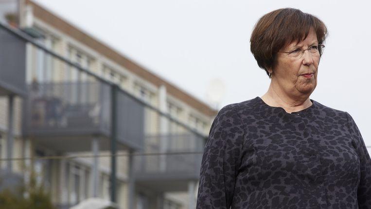 voorzitter Annemarie Jorritsma van de Vereniging van Nederlandse Gemeenten Beeld anp