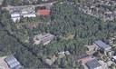 Huidige situatie in het Kanaalpark, met beduidend meer bomen dan in de impressie van het 'nieuwe' Kanaalpark.