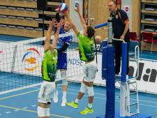 Eredivisie volleybal start op 1 januari