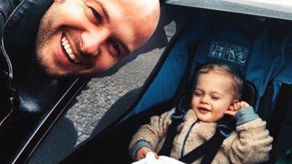 """""""Binnenkort zijn we met vier"""": Stan Van Samang wordt opnieuw papa"""