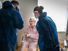 Op deze afdeling sterft bijna de helft van de patiënten: 'Mensen stikken gewoon'