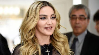 Naaktfoto's van 18-jarige Madonna onder de hamer