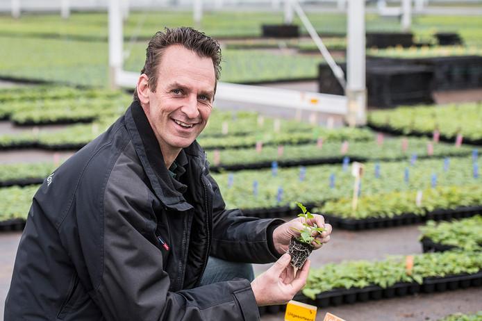 Peter van der Avoird, uitgeroepen tot Agrarisch Ondernemer van het Jaar 2018.