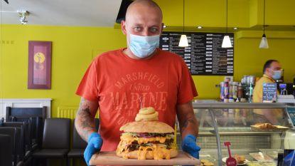 Nee, competitie-eten is niet typisch Vlaams: niemand krijgt hamburger van vier kilogram binnen het halfuur naar binnen gewerkt