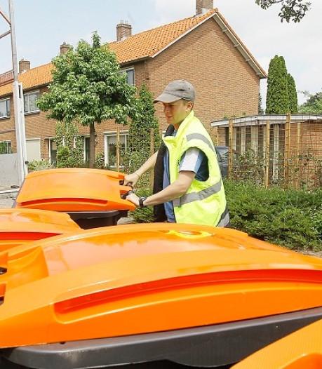 Inwoner Bronckhorst gaat wéér meer betalen voor afval