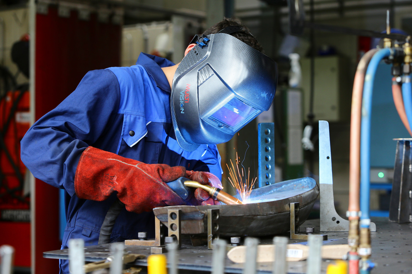 In de regio werkt bijna één op de vijf werknemers (19 procent) bij een industrieel bedrijf. In totaal gaat het om 10.800 banen.