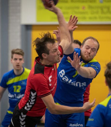 Blessureleed nekt handballers Reehorst