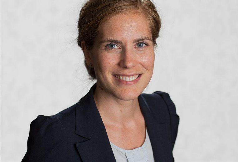 Simone Kukenheim was de afgelopen 4 jaar wethouder van Onderwijs Beeld hortusfotografie