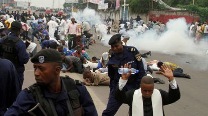 5 doden na katholiek protest in Congo
