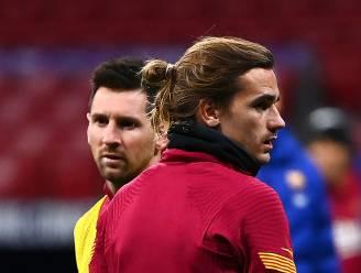 """De maat is vol voor Griezmann nadat hij zou lijden onder 'terreurbeleid' van Messi: """"Leo weet dat ik veel respect voor hem heb"""""""
