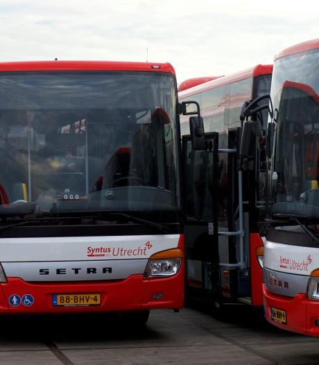 Nieuwe nachtbus rijdt van Wageningen via Rhenen naar Utrecht