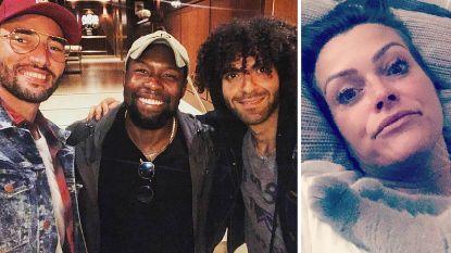 SHOWBIZZ-SNACKS: Adil El Arbi en Bilall ontmoeten Hollywoodster, Karen Damen probeert uit te slapen, Sonja Kimpen deelt haar wijsheid